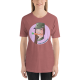 - Soldier Girl Short Sleeve T-Shirts - SZERDS