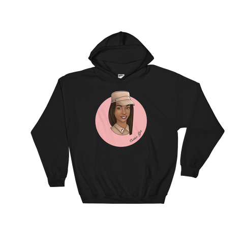 - Soldier Girl Pullover Hoodies - SZERDS