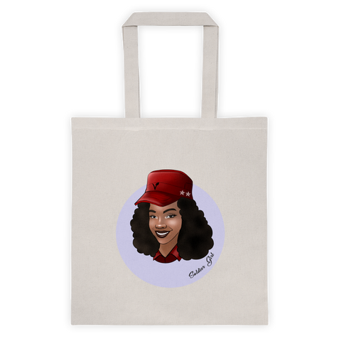 - Soldier Girl Totes - SZERDS