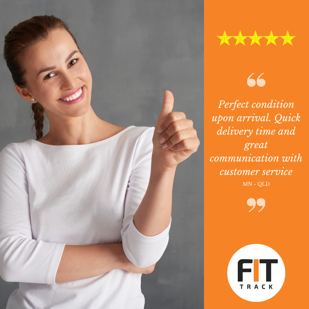 Another Happy Customer - 5 Star Review for FitTrack Australia!