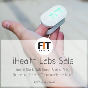 iHealth Labs Range Back in Stock - Pulse Oximeters, Thermometers, CORE Wifi Scale & More