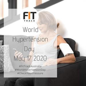 World Hypertension Day 2020 - 10% Discount On Connected Blood Pressure Monitors