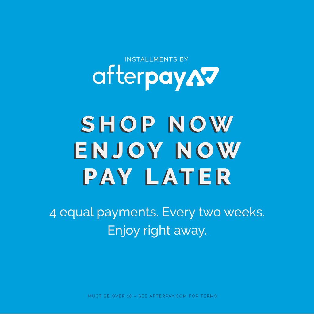 Instalments by Afterpay - Now Available at FitTrack Australia