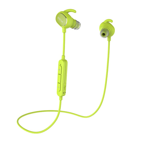 QCY QY19 Sports Bluetooth Headphones at FitTrack Australia