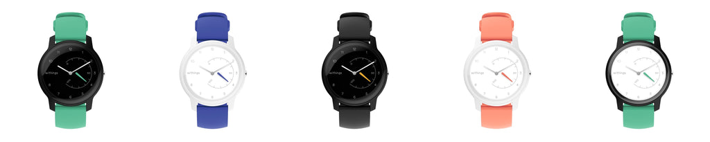 Withings Move Basic Essentials Range