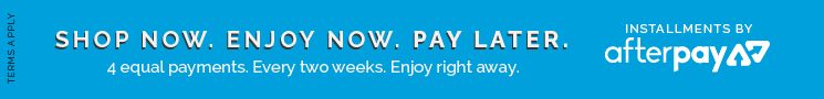 Shop now, Enjoy now, Pay later - Afterpay now available at FitTrack Australia