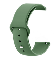 Green - Silicon 18mm Quick Release Sports Band for Withings Steel & Steel HR & Move (36mm)