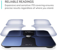 Eufy Smart Body Analysis Scale - Black