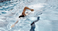 Swimming with a Withings / Nokia HR Steel White Fitness Tracker - FitTrack (Fitness Trackers Australia)