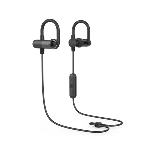 QCY QY11 Black -   Bluetooth 4.1 Sports Headphones - FitTrack Australia