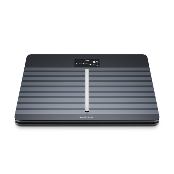 Withings Black Body Cardio - Body Composition & Heart Health Wifi Smart Scale - FitTrack Australia