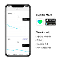 Withings Body - Connected BMI Wifi Smart Scale - Health Mate App - FitTrack Australia