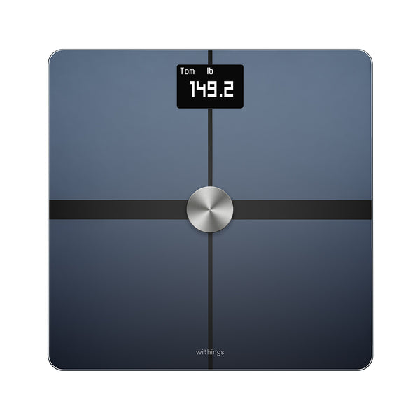 Withings Body+  Black Edition - Body Composition Wifi Smart Scale - FitTrack Australia
