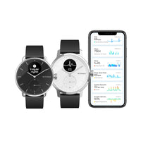 Withings ScanWatch - Hybrid Smartwatch - Use with the Health Mate App - FitTrack Australia