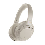 Sony WH-1000XM4S Wireless Noise Cancelling Over-Ear Headphones (Silver)