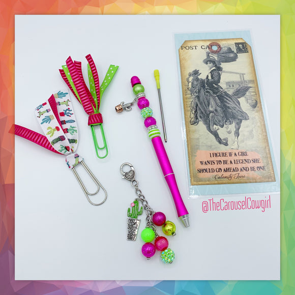 Planner Pens, Charms, and Accessories