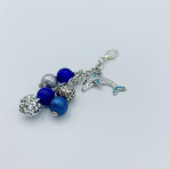 Dolphin Nautical Planner Charm