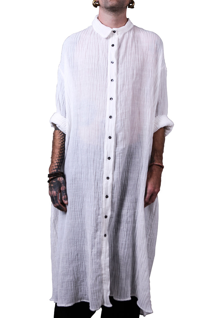 Monk Shirt-dress