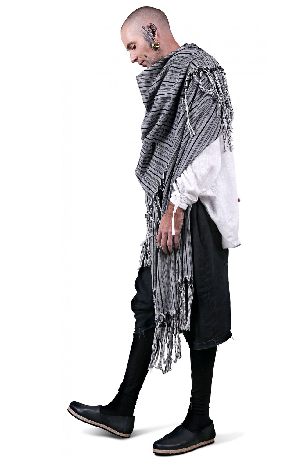 DRAGO SCARF Stripe