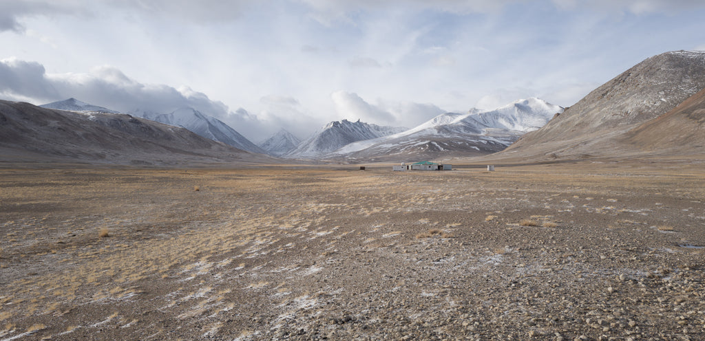 Pamirs Expedition, 2019