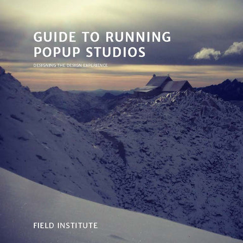 Guide to Running Popup Studios, Corporate Edition