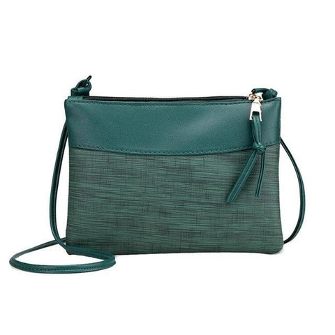 Image of Retro Crossbody Small Messenger Bag