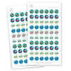 Boys Reward Chart Stickers - Range 03 Reward Chart Stickers Angus & Izzy