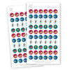 Boys Reward Chart Stickers - Range 05 Reward Chart Stickers Angus & Izzy