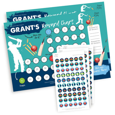 Boys Rewards Chart 10 Reward Chart Angus & Izzy