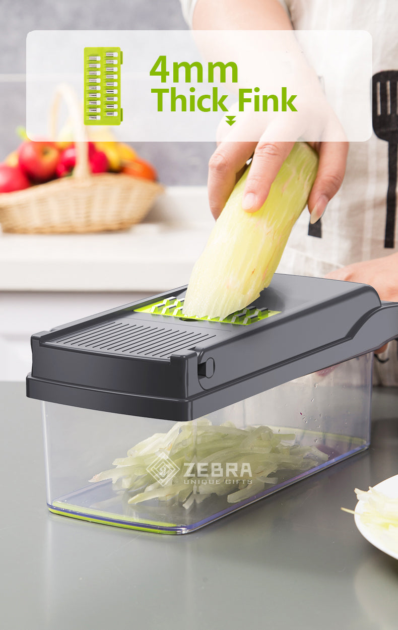 Vegetable Chopper by zebra unique gifts