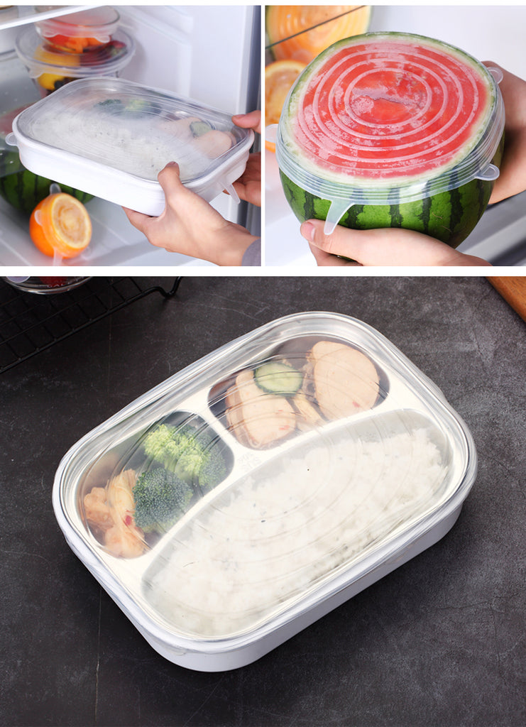Food Silicone Cover