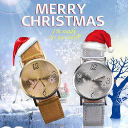 Christmas Analog Quartz Vogue Watch