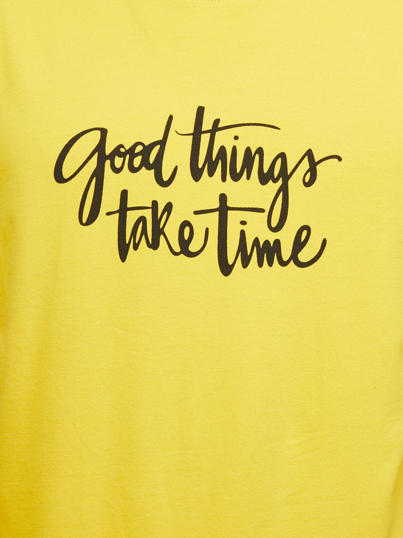 Good Things Take Time - Sulphur