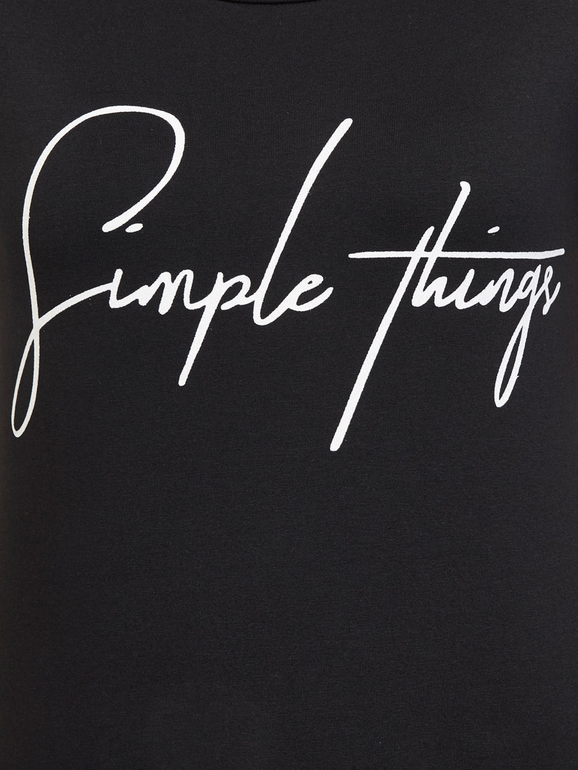 Simple Things - Black