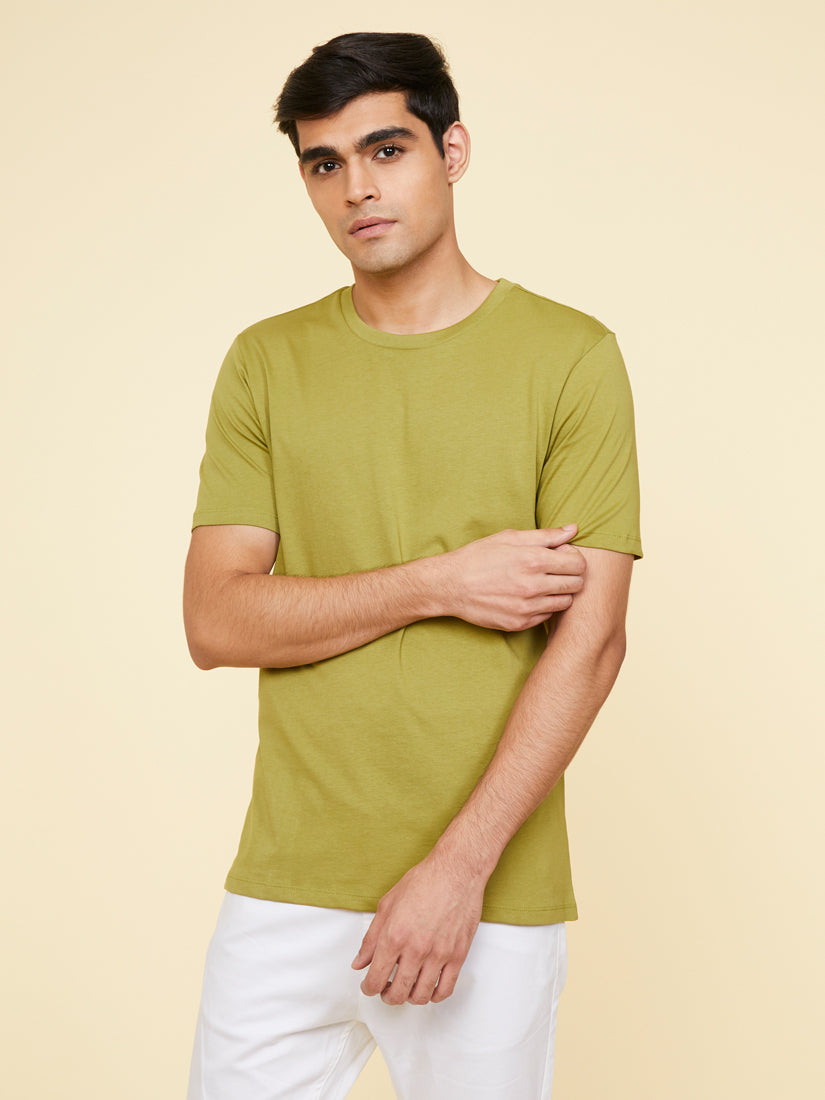 Stockholm Anti Stain Crew - Olive Green