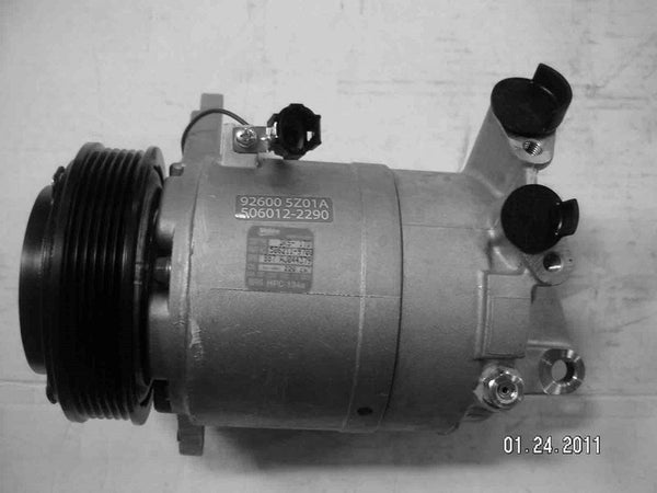Ac Compressor Nissan QUEST 2004-2009 | Hunt Auto Parts | Canadian Car Body Parts Store | Painted & Non-painted | 14-0683NEW