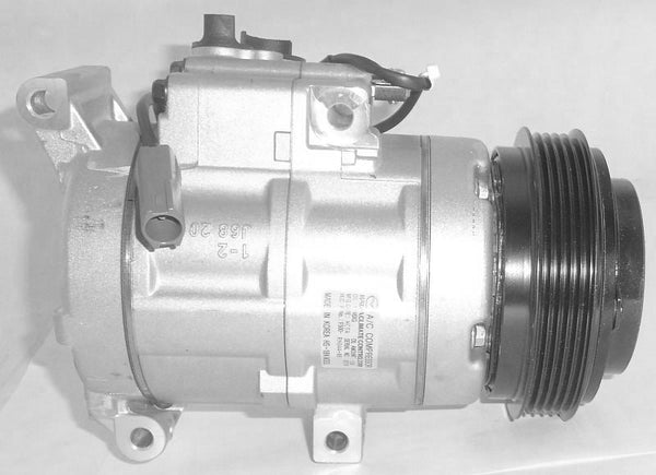 AC Compressor Excludes S/Gt  Mazda 3 2010-2011 | Hunt Auto Parts | Canadian Car Body Parts Store | Painted & Non-painted | 14-1047NC