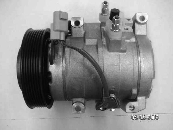 AC Compressor 4-Cylinder Toyota Solara 2004-2008 | Hunt Auto Parts | Canadian Car Body Parts Store | Painted & Non-painted | 14-4030NEW