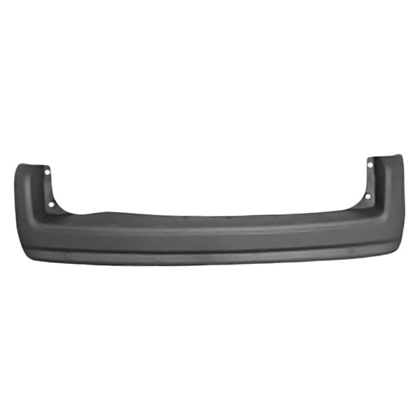 Bumper Rear Primed With Sensor Hole Without Moulding Hole Chrysler Town & Country 2008-2010 | Hunt Auto Parts | Canadian Car Body Parts Store | Painted & Non-painted | CH1100907