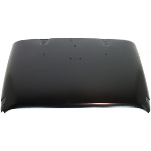 Hood Jeep Wrangler 2007-2012 | Hunt Auto Parts | Canadian Car Body Parts Store | Painted & Non-painted | CH1230256