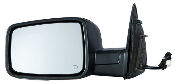 Door Mirror Power Driver Side Heated Signal Puddle Lamp Ptm Dodge Ram 2009-2010 | Hunt Auto Parts | Canadian Car Body Parts Store | Painted & Non-painted | CH1320293