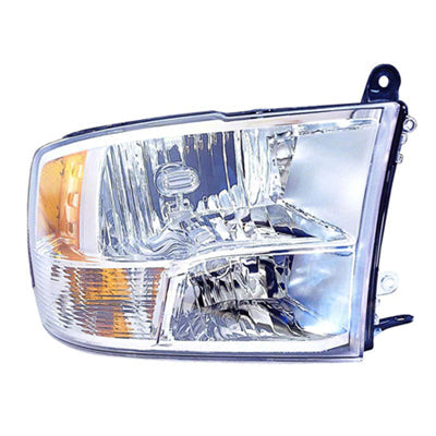 Head Lamp Passenger Side With Igh Qualityuad High Quality Dodge Ram 2009-2014 | Hunt Auto Parts | Canadian Car Body Parts Store | Painted & Non-painted | CH2519135