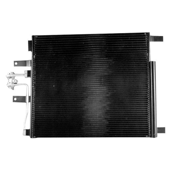 Condenser (3878) With Gasoline Model Dodge Ram 2009-2014 | Hunt Auto Parts | Canadian Car Body Parts Store | Painted & Non-painted | CH3030240
