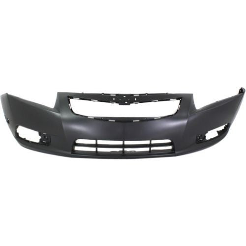 Bumper Front Primed High Quality Chevrolet Cruze 2011-2014 | Hunt Auto Parts | Canadian Car Body Parts Store | Painted & Non-painted | GM1000924