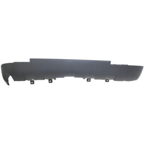 Valance Rear Lower Chevrolet Equinox 2007-2009 | Hunt Auto Parts | Canadian Car Body Parts Store | Painted & Non-painted | GM1195107