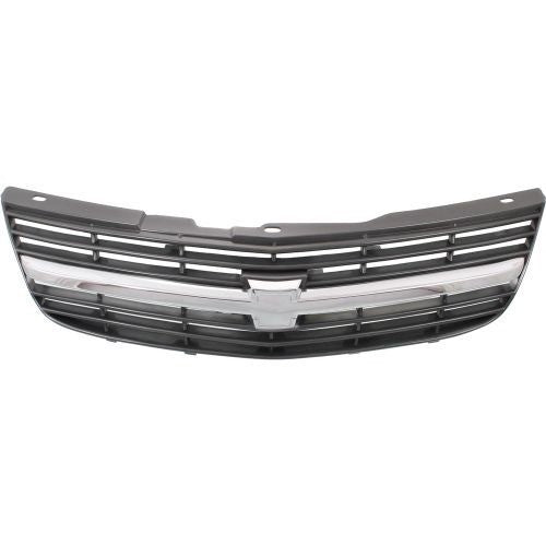 Grille Chrome Gray Chevrolet Impala 2000-2005 | Hunt Auto Parts | Canadian Car Body Parts Store | Painted & Non-painted | GM1200428