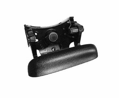 Tailgate Handle Black Chevrolet Silverado 1999-2006 | Hunt Auto Parts | Canadian Car Body Parts Store | Painted & Non-painted | GM1915105
