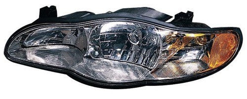 Head Lamp Driver Side High Quality Chevrolet Monte Carlo 2000-2005 | Hunt Auto Parts | Canadian Car Body Parts Store | Painted & Non-painted | GM2502212