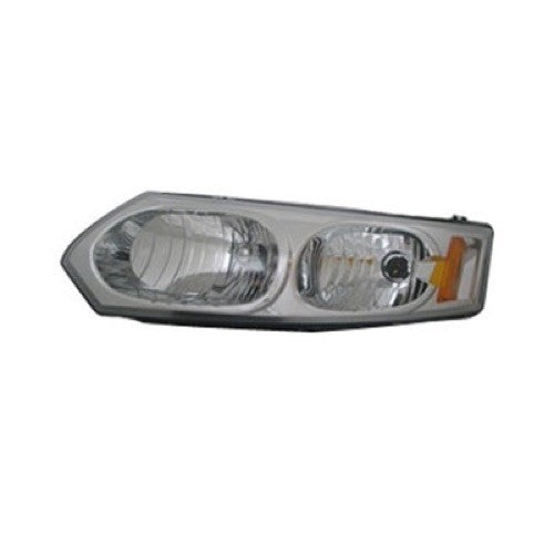 Head Lamp Driver Side Sedan High Quality (Gm2502231) Saturn Ion 2003-2007 | Hunt Auto Parts | Canadian Car Body Parts Store | Painted & Non-painted | GM2502231
