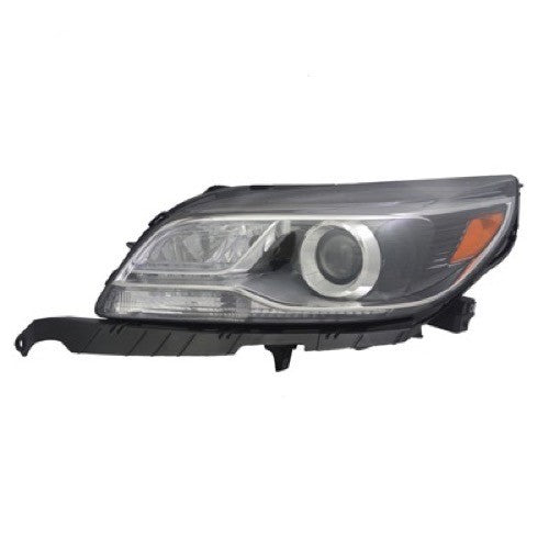 Head Lamp Driver Side HID 2St Design Without Log High Quality Chevrolet Malibu 2013-2015 | Hunt Auto Parts | Canadian Car Body Parts Store | Painted & Non-painted | GM2502400